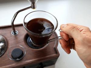 будильник-кофемашина