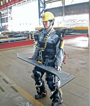 Роботизированный костюм