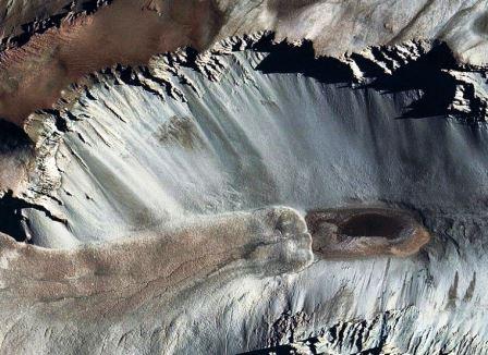 Дон-Жуан - самый соленое озеро в мире 1