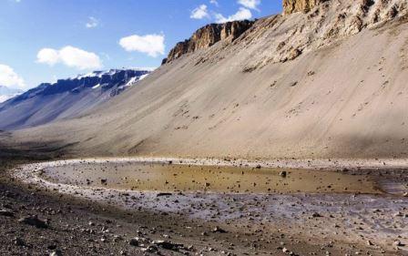 В составе воды озера Дон-Жуна обнаружено содержание закиси азота