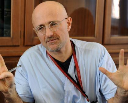 Серджио Канаверо - нейрохирург из Италии