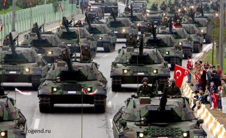 турецкая армия