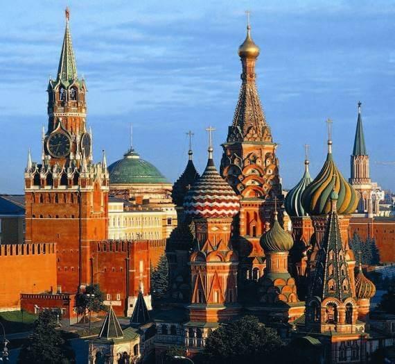 кремль-россия