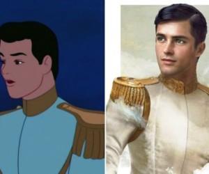Диснеевские принцы в реальной жизни