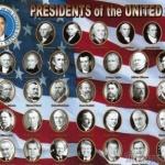 Все президенты США - фото и даты