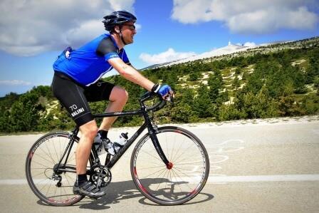 как разучиться ездить на велосипеде