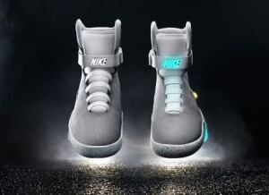 кроссовки Nike Air Mag
