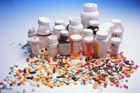 грибы и антибиотики