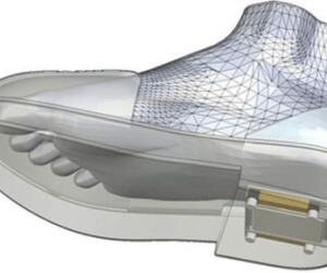 Как встраивается система GPS в ботинки