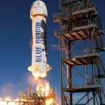New Shepard - удачное приземление