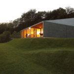 Красивое энергоэффективное строение в Швейцарии