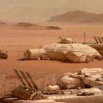 Китай построит марсианскую шахту на Земле