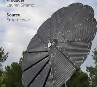 Умная солнечная панель