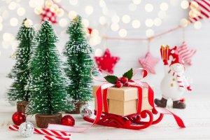 подарки-рождество