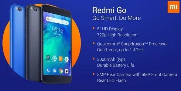 Смартфони Redmi 8 і Redmi 8A дебютують 1 жовтня