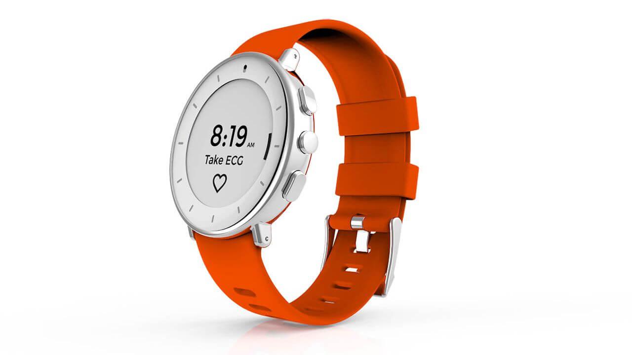 умные часы с функцией ЭКГ