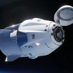 Пилотируемый корабль Илона Маска Crew Dragon состыковался с Международной космической станцией!
