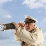 В чем состоит отличие подзорной трубы от телескопа