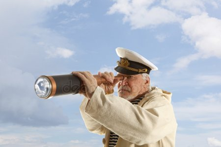 сток-фото-капитан
