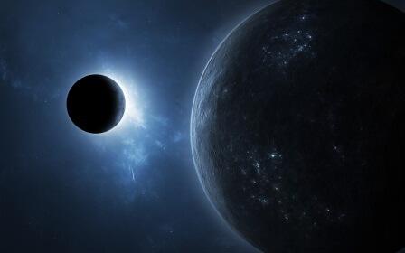 луна-земля