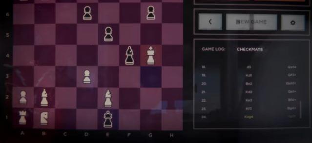 Игра в шахматы с Теслой станет доступной после последнего обновления