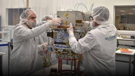 Начинается миссия НАСА по изучению атомных часов в глубоком космосе