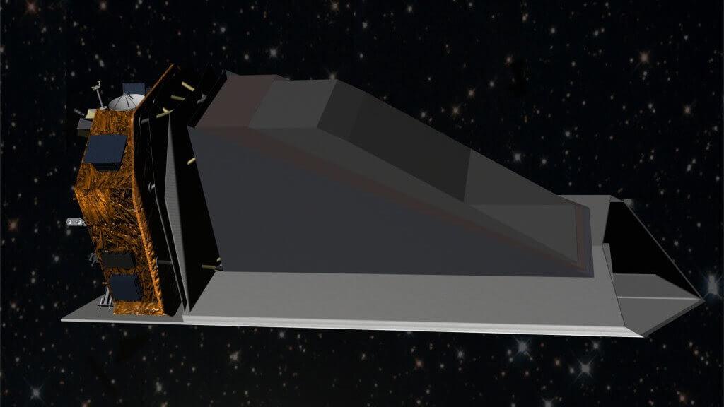 телескоп астероиды