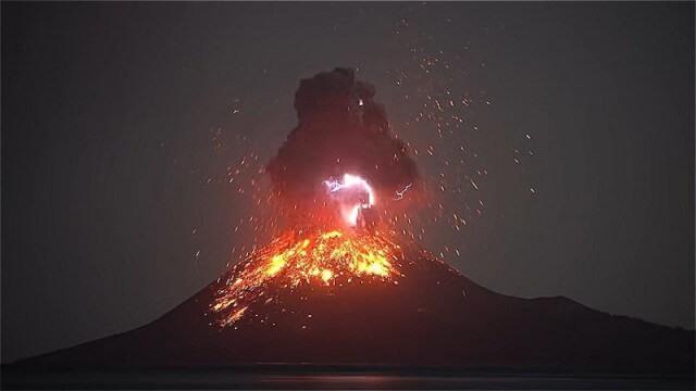 вулкан действует