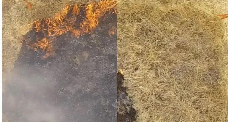 гель пожары