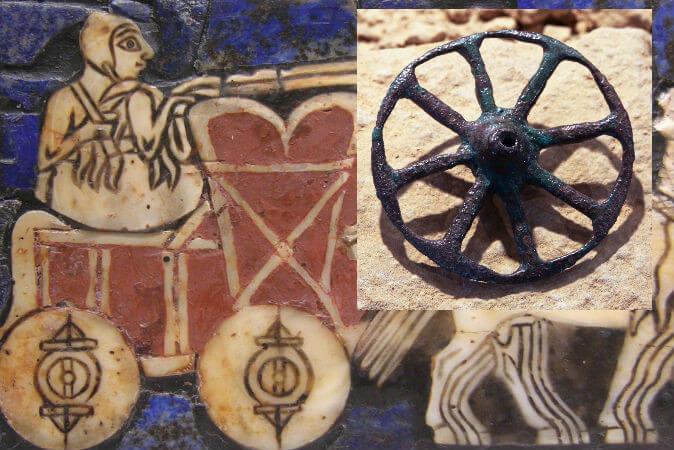 колесо древнее 2