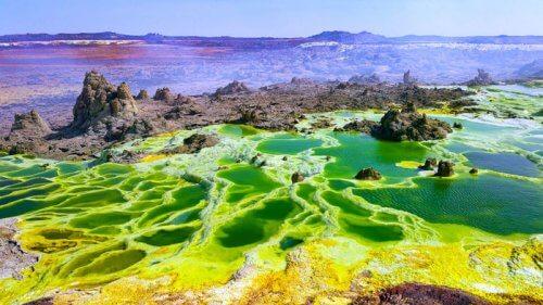 геотермал