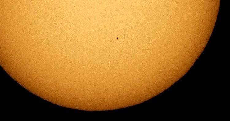 солнце и меркурий