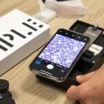 DIPLE - мощный микроскоп для любого смартфона