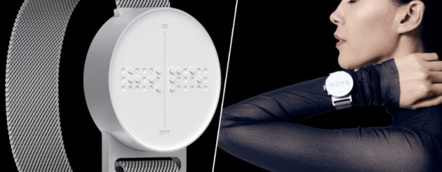 Dot-Watch-Braille-Smart-Watch
