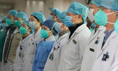 медики Китая