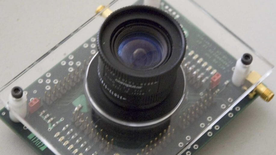 MegaX camera