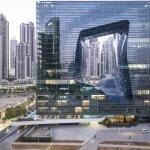 Захватывающий отель Opus Захи Хадид  в Дубае поражает воображение