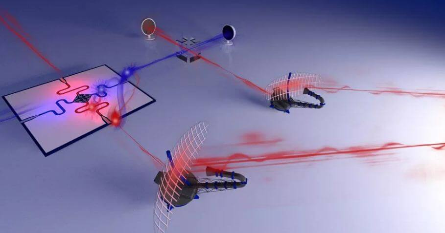 радар квантовый
