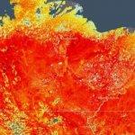 Северный полярный круг регистрирует рекордную температуру на фоне сибирской жары