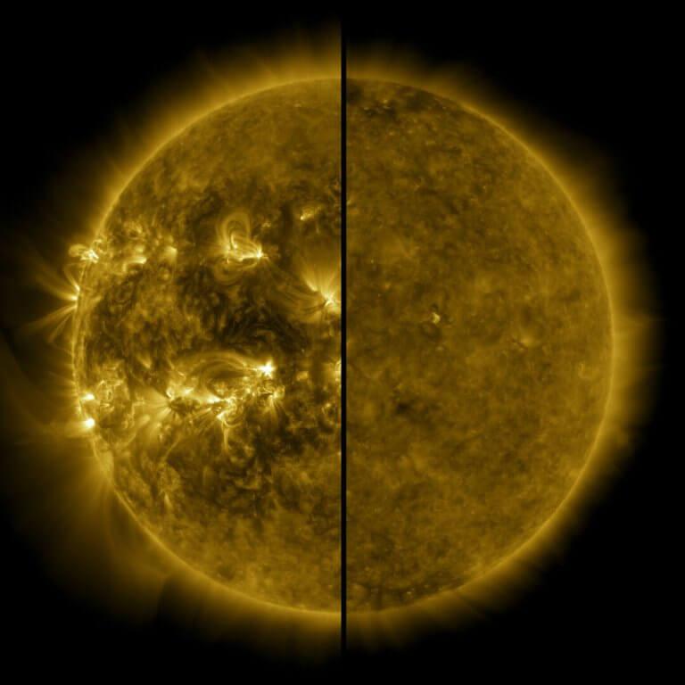 Солнце-активность