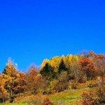Почему осенью небо кажется еще голубее?