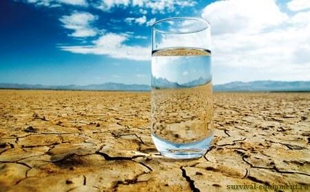 вода пустыня