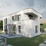 Первый дом при помощи 3D-печати построили в Германии