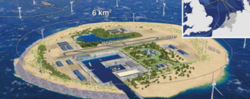 энергетический остров
