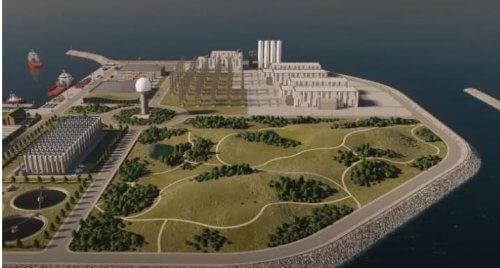 энергетический остров 4