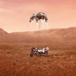 Семь минут ужаса или как марсоход Perseverance приземлился на Марс