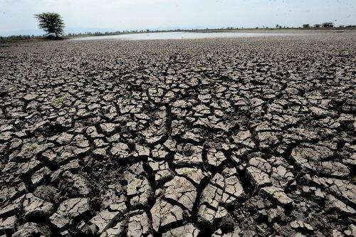 засуха-климат