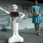 Зачем робот Пеппер разговаривает сам с собой