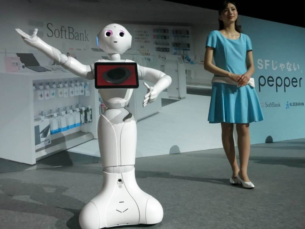 робот Пеппер