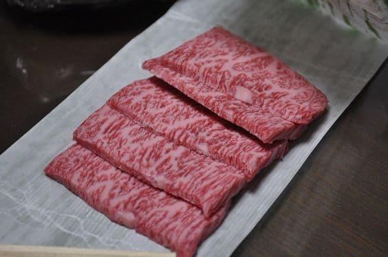 мраморное мясо - 3Dпечать